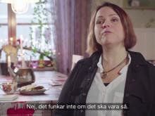 Vändpunkten för cancersjuka Charlotta är en fast läkare