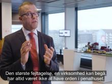 Jakob Riis, adm. direktør Falck: SAP Experience Center åbnede vores øjne for nogle nye løsninger og muligheder vi ikke så i vores hverdag