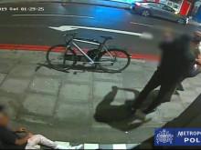 Footage of the assault - Stoke Newington