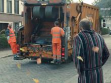 Week van de afvalophaler en recyclageparkwachter