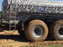 Die Antriebsachse BPW AGRO Drive für Agrarfahrzeuge im Feldeinsatz