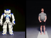 Robots – robotyoga med NAO
