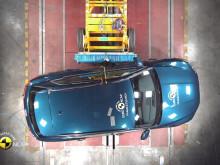 Audi e-tron Euro NCAP testing montage May 2019
