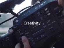 Sony Cinema Line: Kamerasortiment für Content Creator mit modernster Digitalkino-Technologie