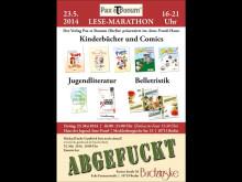 """""""24 Stunden Buch""""/Pax et Bonum Verlag - Kleiner Lese-Marathon mit guten Büchern 23.05.201416:00-21:Uhr"""