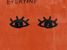 Yoga Girl Eyes Animation