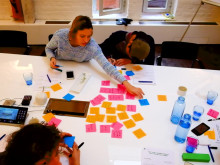 #idealab  Workshop zur Kernkompetenz Innovationsmanagement