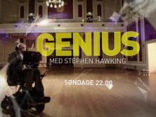 GENIUS med STEPHEN HAWKING_Søndage 15sec