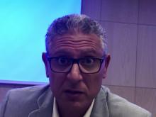 "Professor Midhat H. Abdulreda från Miami gällande sin forskning kring ""The eye anterior chamber - a powerful platform to understanding in vivo immune responses"""