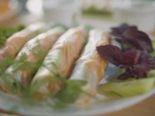 Loan lagar vietnamesiska vegetariska sommarrullar