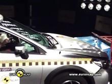Subaru XV i Euro NCAP 2011