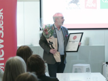 Vinnarintervju Årets Nyhetsrum med Magnus Crossner