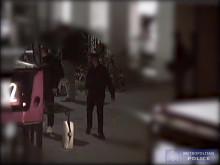 CCTV of assault in Hounslow