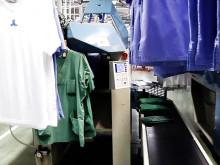 Resa genom tvättprocessen