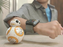 Specialudgaven Battle-Worn BB-8 & Force band