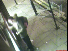 CCTV footage of man police wish to speak with - ref 199208