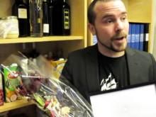 Vinnare årets pressrum 2010 - Bransch: Livsmedel - Fontana