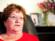 Carer for a mini-stroke survivor: Jean
