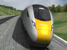 Hitachi Class 800/801 train for the Intercity Express Programme