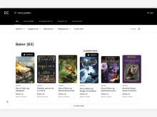 Her får du en liten smakebit på hvordan nettsidene vil se ut når flere av de nye tjenestene kommer på plass!