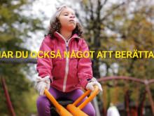 På lekplatsen med Stockholms dramatiska högskola