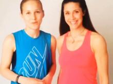 """Häng med på vår """"Running n´Yoga""""- workshop söndagen den 27 april @ROSASKROT"""