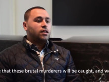 Footage: Family friend, Sameh Mahran appeals for information re murder of Mohammed Hassan