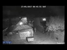 CCTV of three men sought