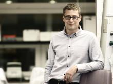 Johan Flygare – Ragnar Söderbergforskare i medicin 2013
