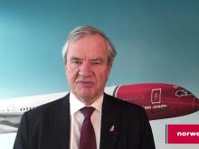 Bjørn Kjos, PDG de Norwegian, fait le point sur la suspension temporaire des 737MAX