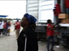 Haiti - volontärer i Röda korset
