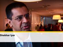 SAP:n Shekhar Iyer - Miksi kaikki puhuvat big datasta?