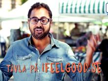 Cookalong med Amir Sveriges Mästerkock