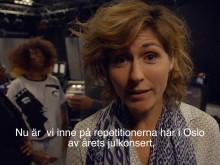 "Sissel Kyrkjebø på Nordenturné med ""Sissels jul"" -Sverigepremiär den 22 november 2017!"