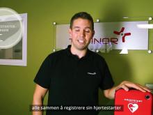 Hjertestarterdagen 2018