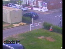 Wandsworth murder - CCTV of potential witness