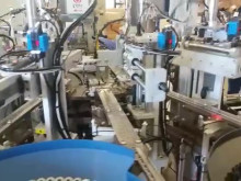Piston rod assembly machine in Latvia