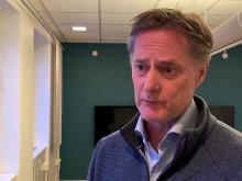 Erik Brandsma berättar om beslutet att avveckla Långforsens kraftstation