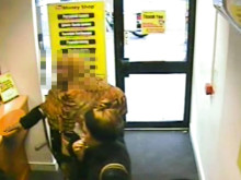 CCTV footage of two women police wish to speak with