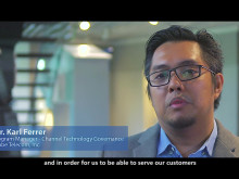 Globe Telecom boosts customer engagement with Interactive Queue-busting System