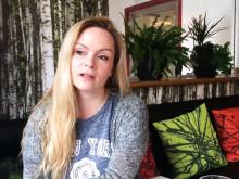 """Selma Björnsdottir och Gisli Örn Gardarsson berättar om """"Robin Hoods hjärta"""""""