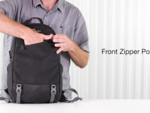 Lowepro m-Trekker backpack, video