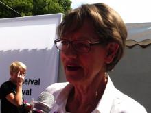 Intervju med Gudrun Schyman om hur man skapar levande städer