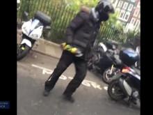 6 December theft of motorbike.