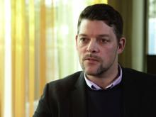 Andreas Almquist om sitt nya uppdrag som VD för Hallandstrafiken AB