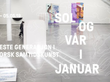 Promotional Video - Sun and Spring in January – Next Generation in Norwegian Contemporary Art