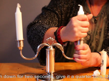 15 seconds FixCandle for Candlesticks