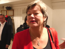 60 sekunder om Ylva Johanssons möte med Mobilearn