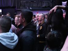 Film från FUB:s fest i Almedalen i somras