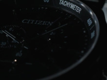 Citizen Skjelvet Edition - closeup movie